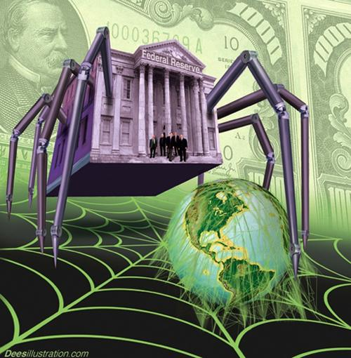 Federal Reserve is at the root of many problems